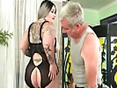 fat office cleaner fuck nova jade gets a small ass biig cock massage