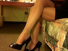 shiny seachsperm castig legs
