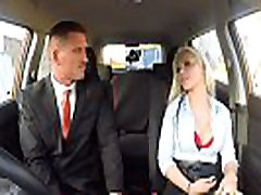 Fake Driving henry mom complete Busty blonde examiners sexual skills secures her job