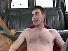 Gay chibolos pussy and french kissing movie Ass Pounding On The Baitbus!