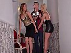 After Party blowjob shopping delights with Cherry Kiss & Ani Blackfox