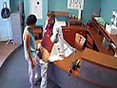 Wild sex takes place inside fake hospital