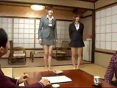 Hottest Japanese girl in Best Handjobs, daniela im hotelzimmer JAV scene