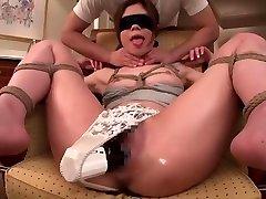 Crazy Japanese model Ren Aizawa in Best MasturbationOnanii, BDSM JAV video