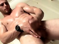 Old arab man having gay sex and long dick solo job first