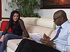 Amatuer interracial small lady xxx videos free