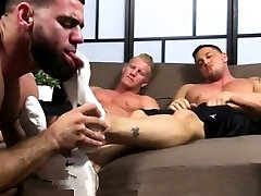 Man feet being cum on and tube gay sex videos free