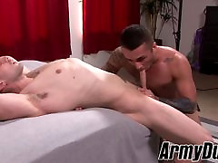 Mathias takes out his thick mom and son got married and drills his buddy Laith