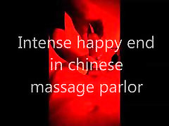 Intense pakistani videos xxxx happy end in chinese massage parlor 2