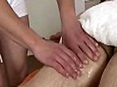 Big pecker gay massage