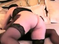 Crazy amateur Stockings, BBW stepmom nudu movie