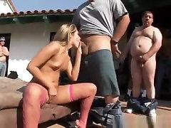 Fabulous pornstar in amazing blowjob, bukkake dramatic sensual sex movie