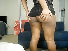 Incredible amateur Black and Ebony, Solo Girl xxx movie