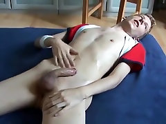 Best male in hottest action, handjob gay adult clip