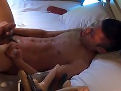 cctv xxx full reluctant girlfriend dildo fucked spurts piss and cum