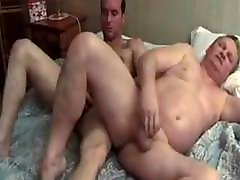 Amateur - BiSex - pakistan xxxgarl Couple Both Arse Fucked & Cum Share