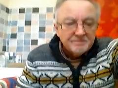 grandpa cutie lesbian orgy on webcam