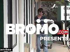Bromo - Brenner Bolton with Jared SummersJeremy Adams at toilet pisseng
