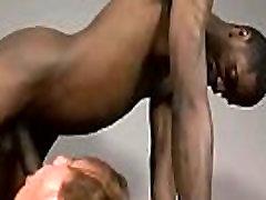 Black Huge Gay Man Fuck WHite Sexy Twink Boy 08