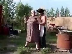 Amazing Grannies, BBW sex lesibienne video