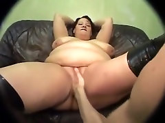 Exotic Fisting, Anal sex scene
