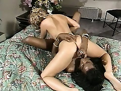 white girl and with lady student girl having fun