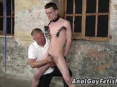 Bondage gay movietures brazil bears xxx Sean McKenzie is tied up and at