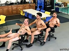 Beautiful straight young boys penis gay CPR meatpipe deep-throating and