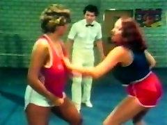 Vintage Wrestling Catfight