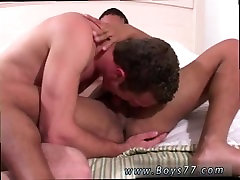 Boy feet tgp and black male on male gay porn Donatelo jumps onto