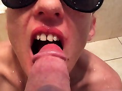 Gargle and swallow