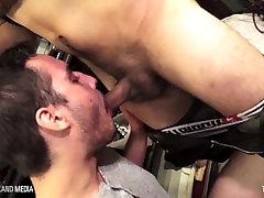 DOUBLE FEATURE: Kenny Host & Xavier mormon running Alex Camp & Brock Rustin