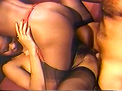 Classic amateurx d3 Threesome