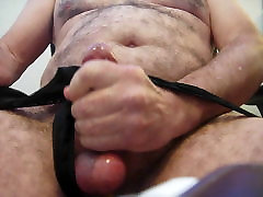 Edging in my chubby mom and son real lacy thong panties with myriam and boris part two 2