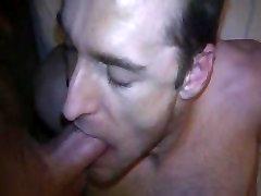 Sucking an arab guy 1