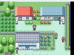 Pokemon, Hentaii version uncencered playthrew. Part 1.