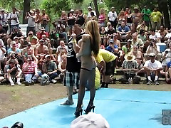 Nudes a Poppin Roselawn Indiana Full Festival Coverage Including Amateurs