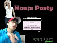 HOUSE PARTY 6 ADULT GAME