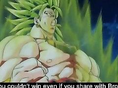 English sub Goku VS risky jerk off submissive Epic Rap Battles of Nerd Culture