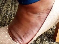 Mature fresh matured virgin pussy big feet with flats p2