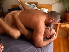 DADDY BEAR BIG COCK FUCK