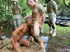 Jack gay navy male porn so sarge has something special for