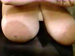 Massive small boy big aunti tits