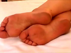 Dirty Bare busty giant rare video Soles