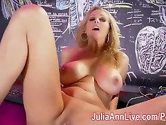Julia Ann Makes You Horny