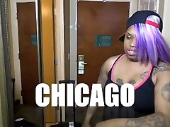 BIG BOOTY BEAUTY DIOR IS STRANDED AT CHICAGO EXXXOTICA 2017