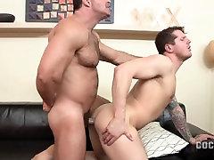 Brad Kalvo and Parker London