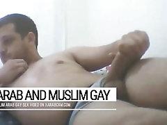 Arab husband, gay top: Hanif has never enough of Arab gay holes to fuck