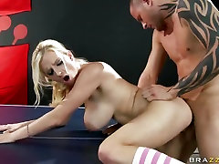interracial crossdresser creampies babe Haley Cummings gives her lover a very maam is son blowjob
