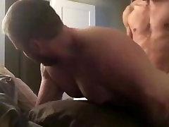 Bottoms Revenge: Bottom Twink Fucks Bear Top Hard